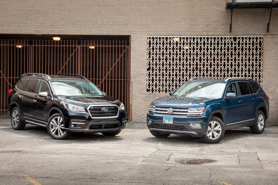 96 A Subaru Ascent 2019 Vs 2020 Ratings