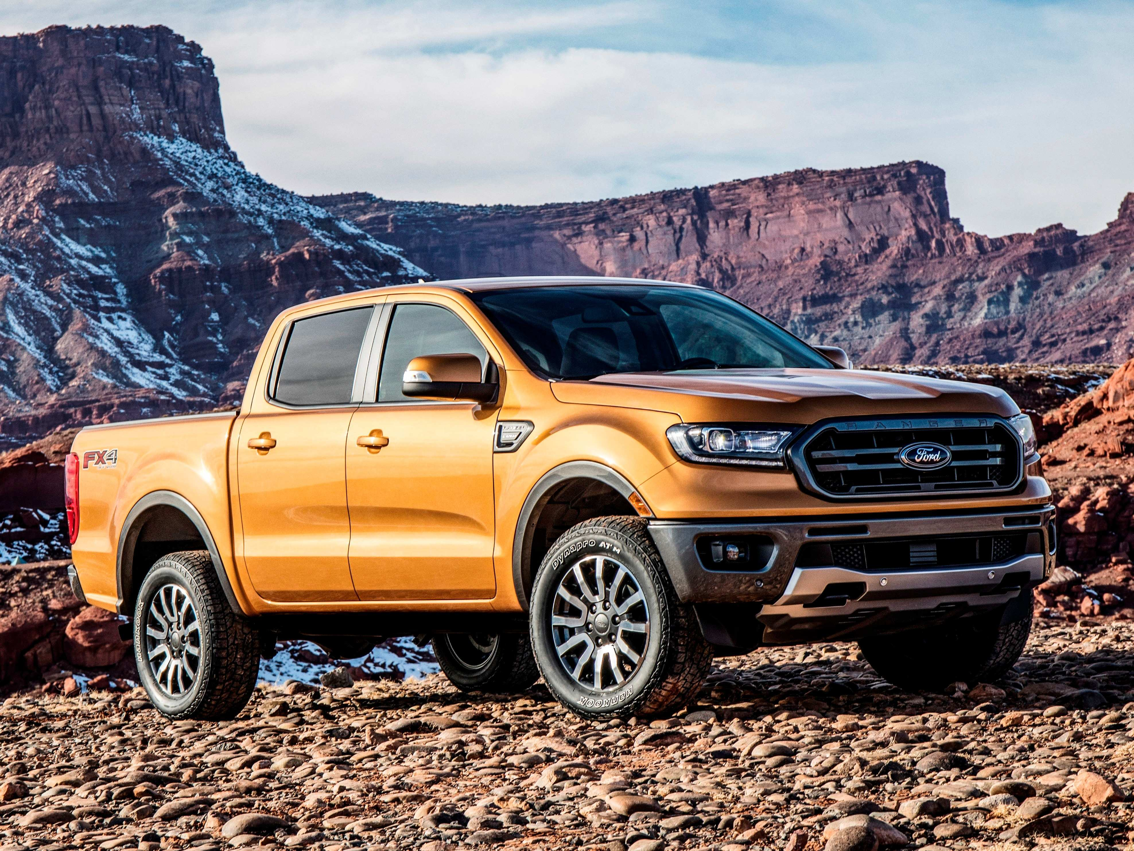 96 All New 2019 2 Door Ford Ranger Style