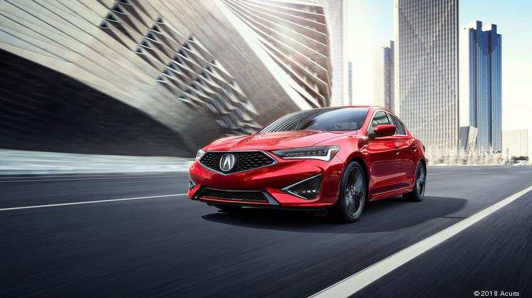 96 All New 2019 Acura Ilx Redesign Concept And Review
