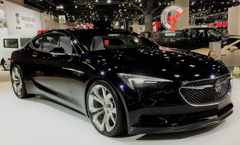 96 All New 2019 Buick Avista Exterior and Interior