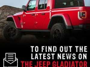 96 All New 2019 Jeep Jt Price Engine