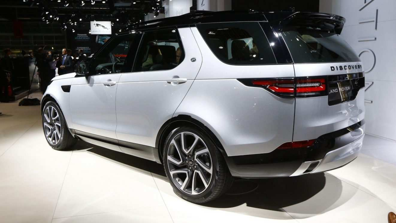 96 All New 2019 Land Rover Discovery Svx Release Date
