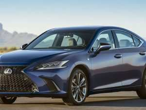 96 All New 2019 Lexus Es 350 Concept and Review