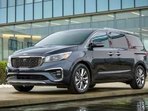96 All New 2019 Minivans Concept and Review