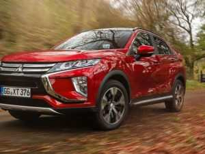 96 All New 2019 Mitsubishi Crossover Exterior and Interior