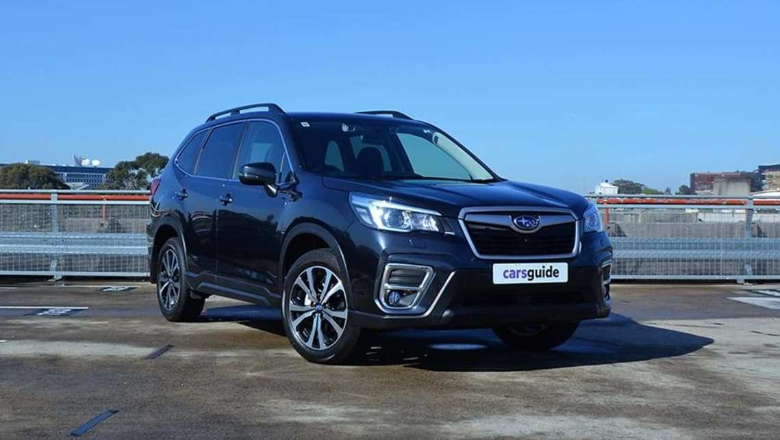 96 All New 2019 Subaru Forester Sport 2 Price And Release Date