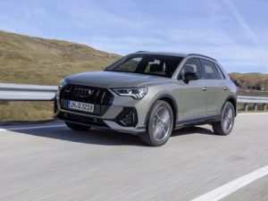 96 All New 2020 Audi Q3 Usa Release Date Release Date