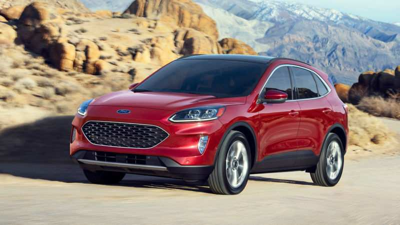 96 All New 2020 Ford Escape Jalopnik Release Date And Concept