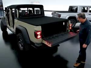 96 All New 2020 Jeep Gladiator Youtube Interior