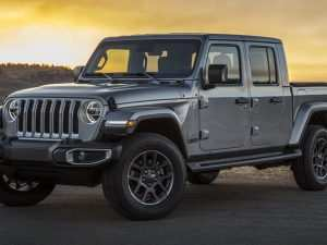 96 All New 2020 Jeep Wrangler V8 Redesign and Concept