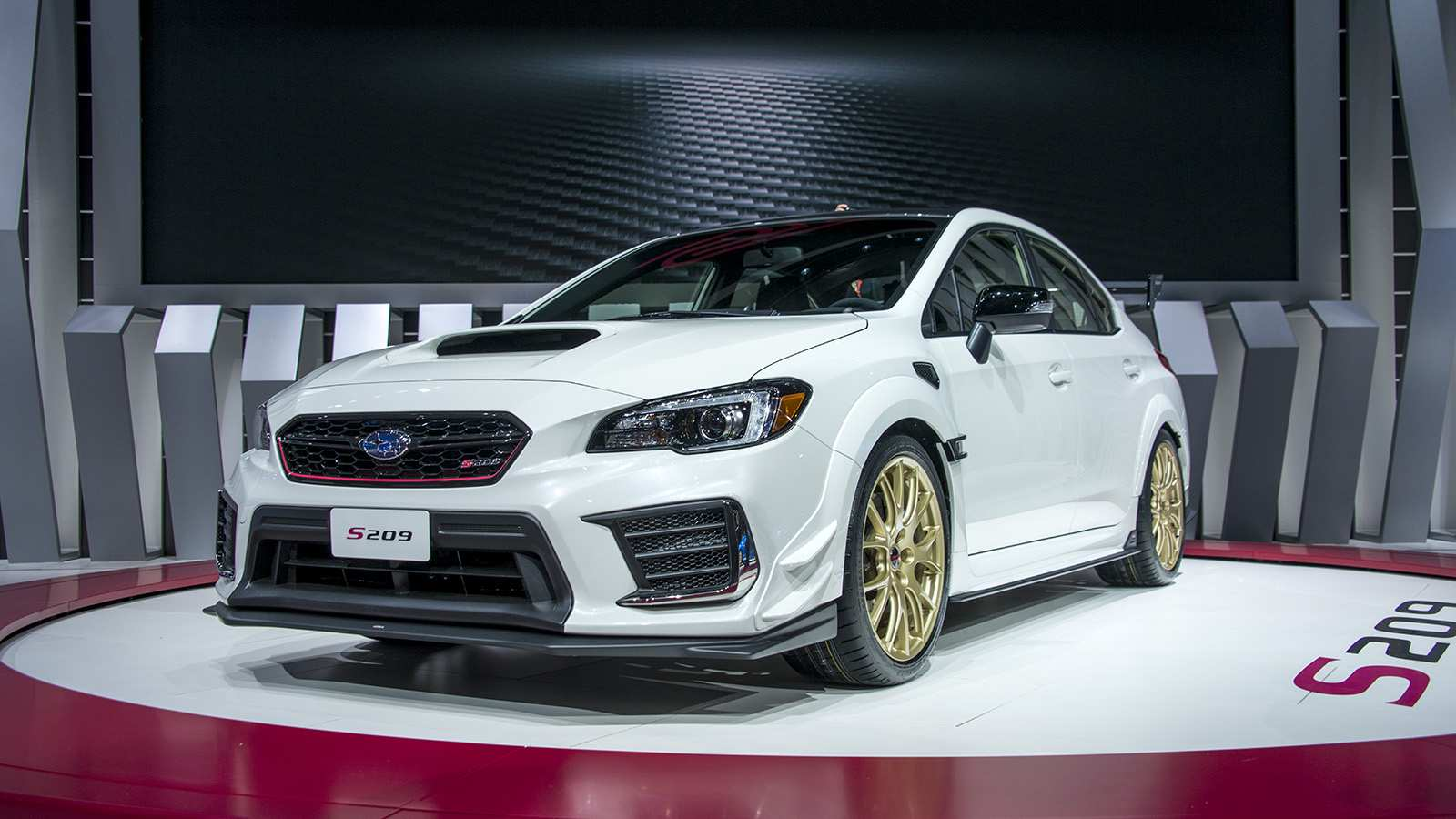 96 All New 2020 Subaru Sti News Exterior