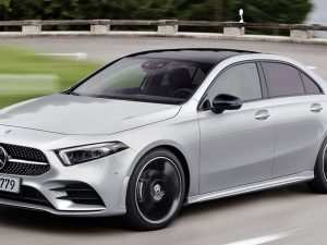96 All New Mercedes 2019 A Class New Concept