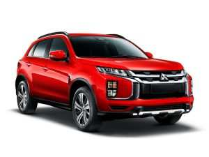 96 All New Mitsubishi Outlander 2020 Review Release