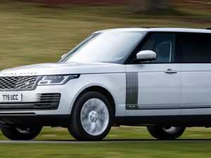 96 All New New Land Rover Range Rover 2019 Redesign and Concept
