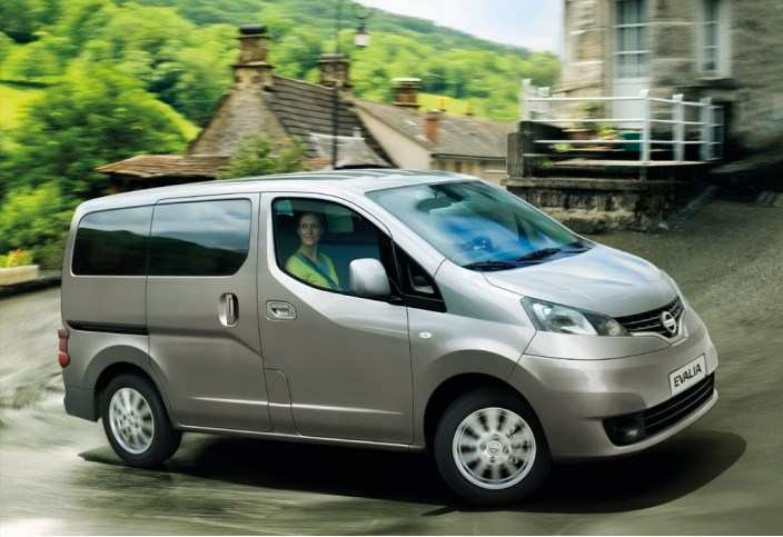 96 All New Nissan Evalia 2020 Concept And Review