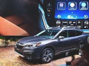 96 All New Subaru Outback 2020 Japan Release