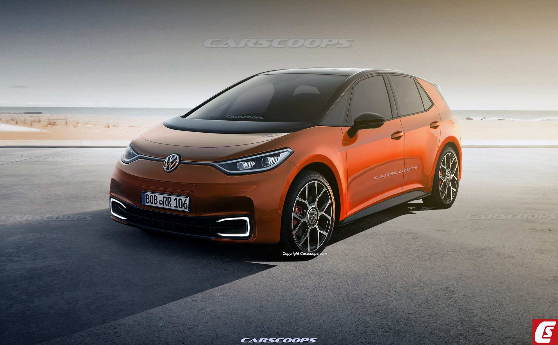 96 All New Volkswagen Electric Vehicles 2020 Pictures
