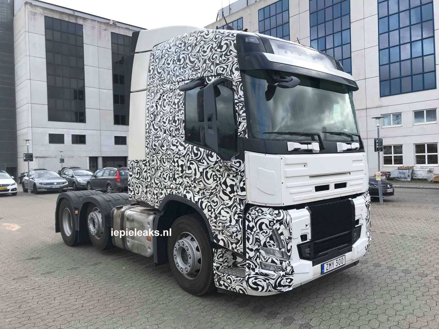 96 All New Volvo Fh 2020 Redesign and Review