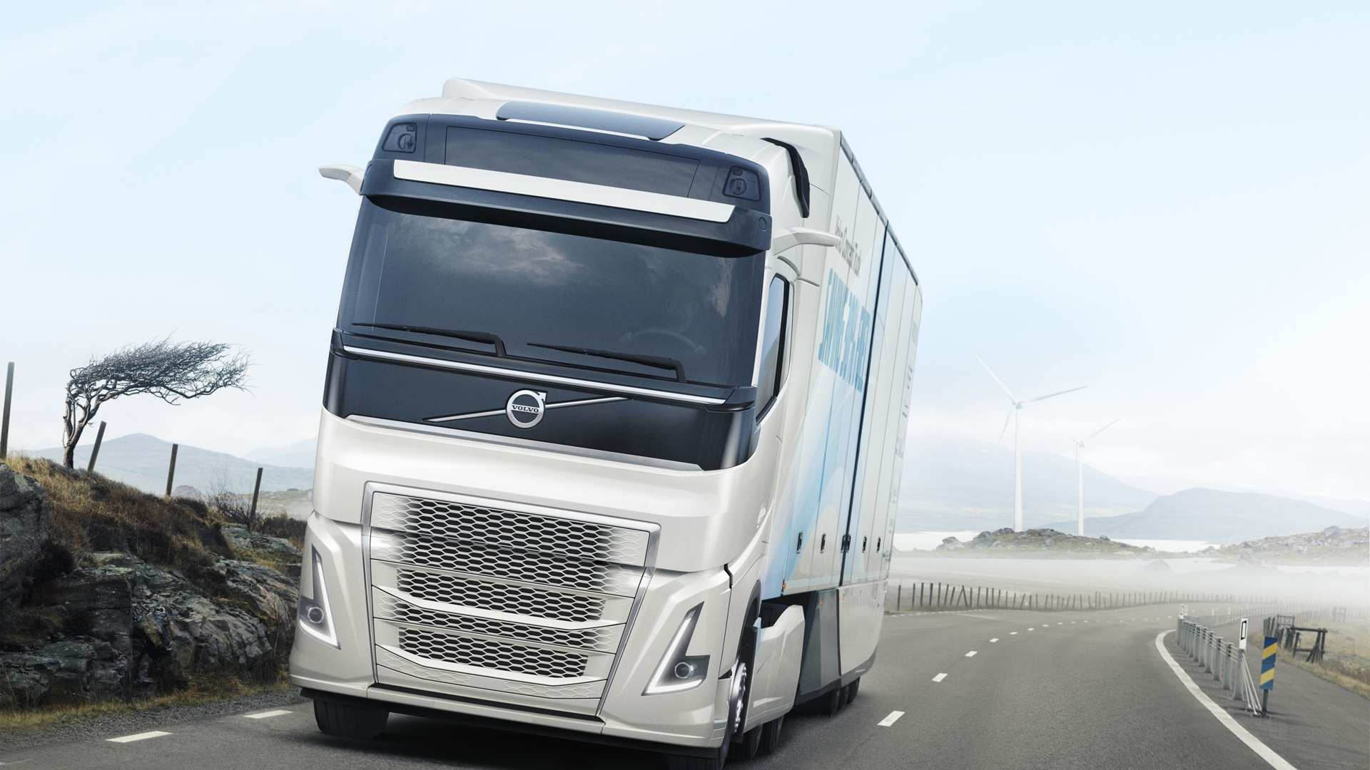 96 All New Volvo Fh Facelift 2020 Review And Release Date