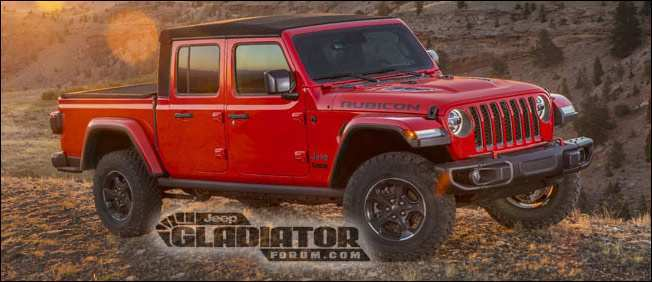 96 Best 2019 Jeep Jt Price Style