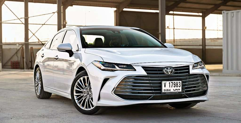 96 Best 2019 Toyota Avalon Review Rumors