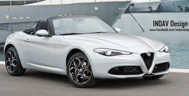 96 Best Alfa Spider 2020 Release Date And Concept