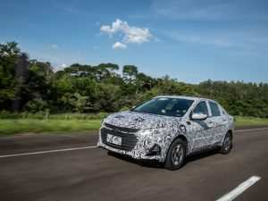96 Best Chevrolet Prisma 2020 Redesign and Review