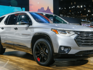 96 Best Chevrolet Traverse 2020 Price and Release date