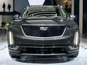 96 Best Pictures Of 2020 Cadillac Xt6 Redesign and Concept