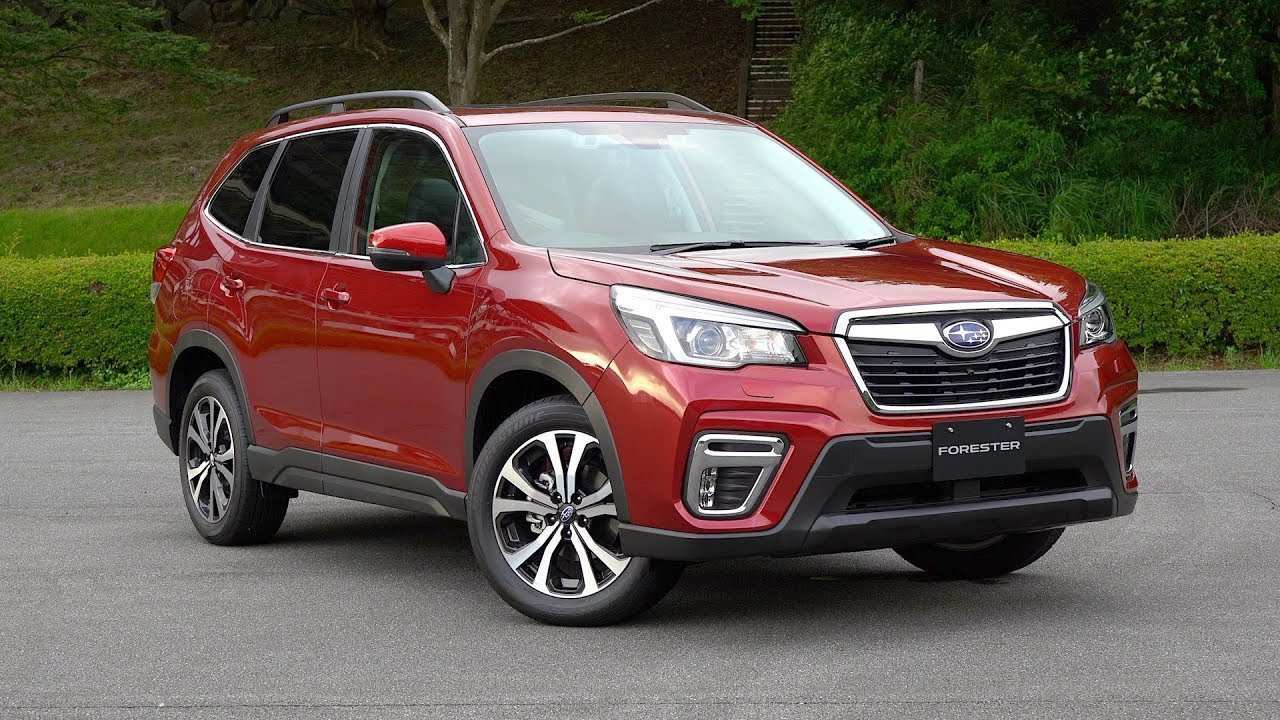 96 Best The 2019 Subaru Forester Review