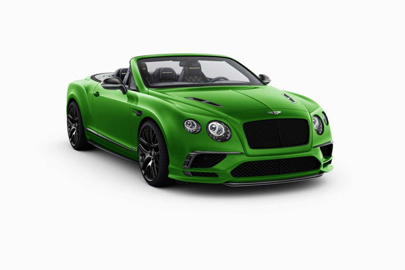 96 New 2019 Bentley Supersport First Drive