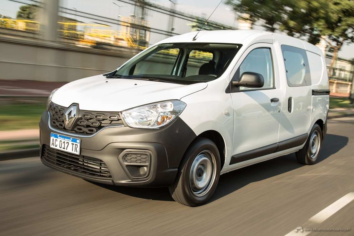 96 New 2019 Renault Kangoo Price And Review