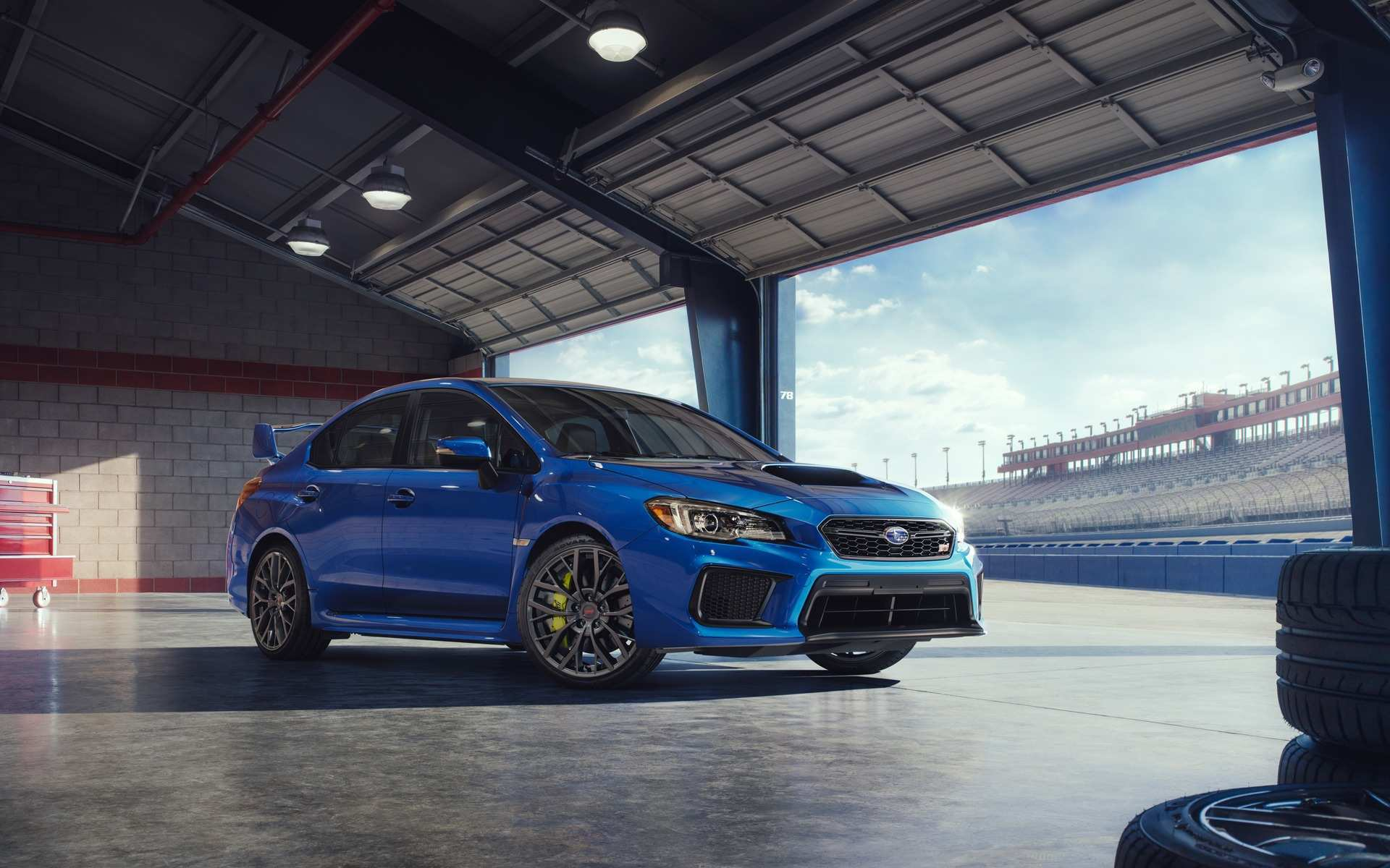 96 New 2019 Subaru Sti Ra Speed Test