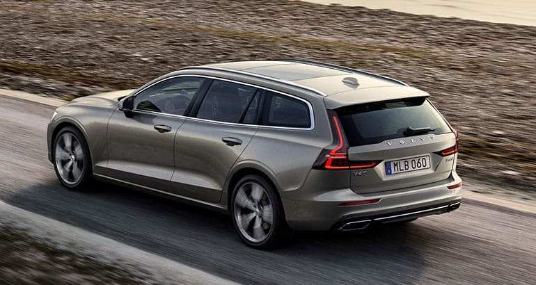 96 New 2019 Volvo Wagon Pictures