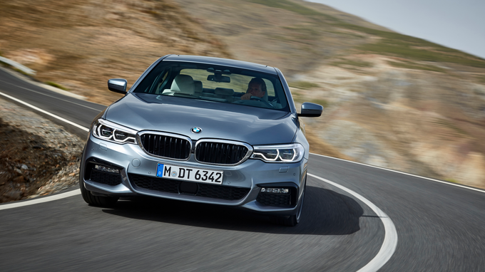 96 New 2020 BMW 5 Series Release Date Performance And New Engine