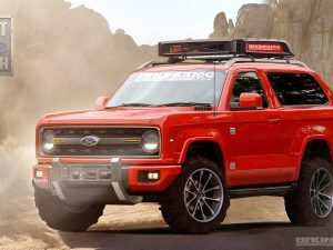 96 New 2020 Ford Bronco And Ranger Price Design and Review