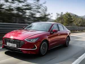 96 New 2020 Hyundai Sonata Review Price Design and Review