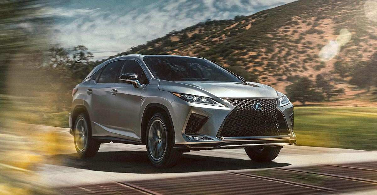 96 New Lexus Rx 350 Changes For 2020 Wallpaper