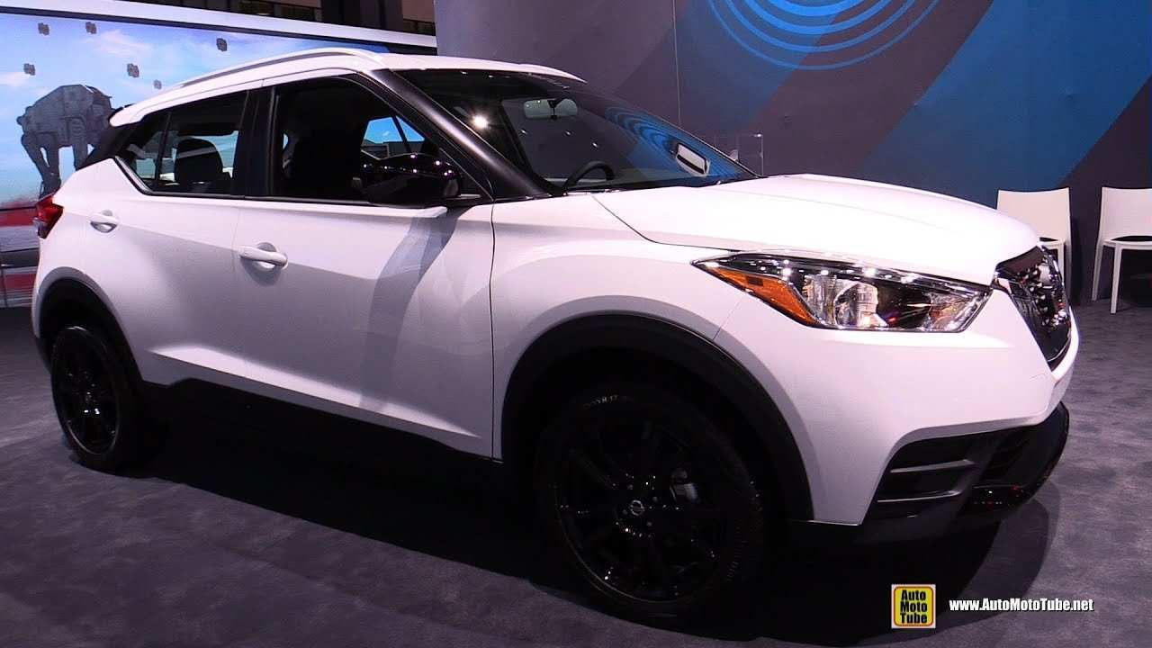 96 New Nissan Kicks 2020 Caracteristicas Interior