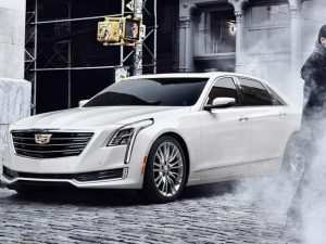96 The 2019 Cadillac Ct8 Interior Picture