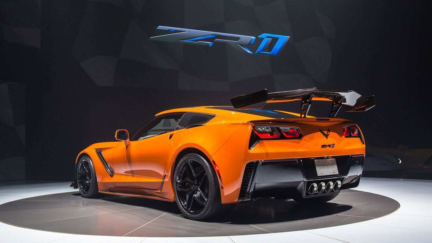 96 The 2019 Chevrolet Zr1 Price Ratings