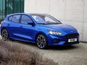 96 The 2019 Ford Focus Performance and New Engine