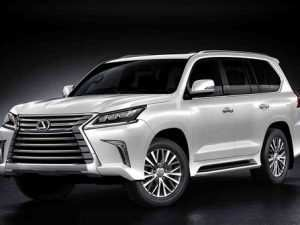 96 The 2019 Lexus Lx 570 Release Date New Model and Performance