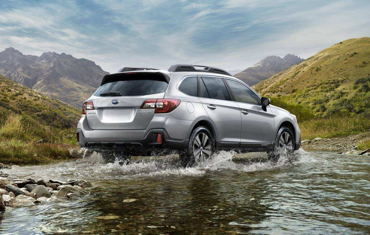 96 The 2019 Subaru Redesign Performance And New Engine