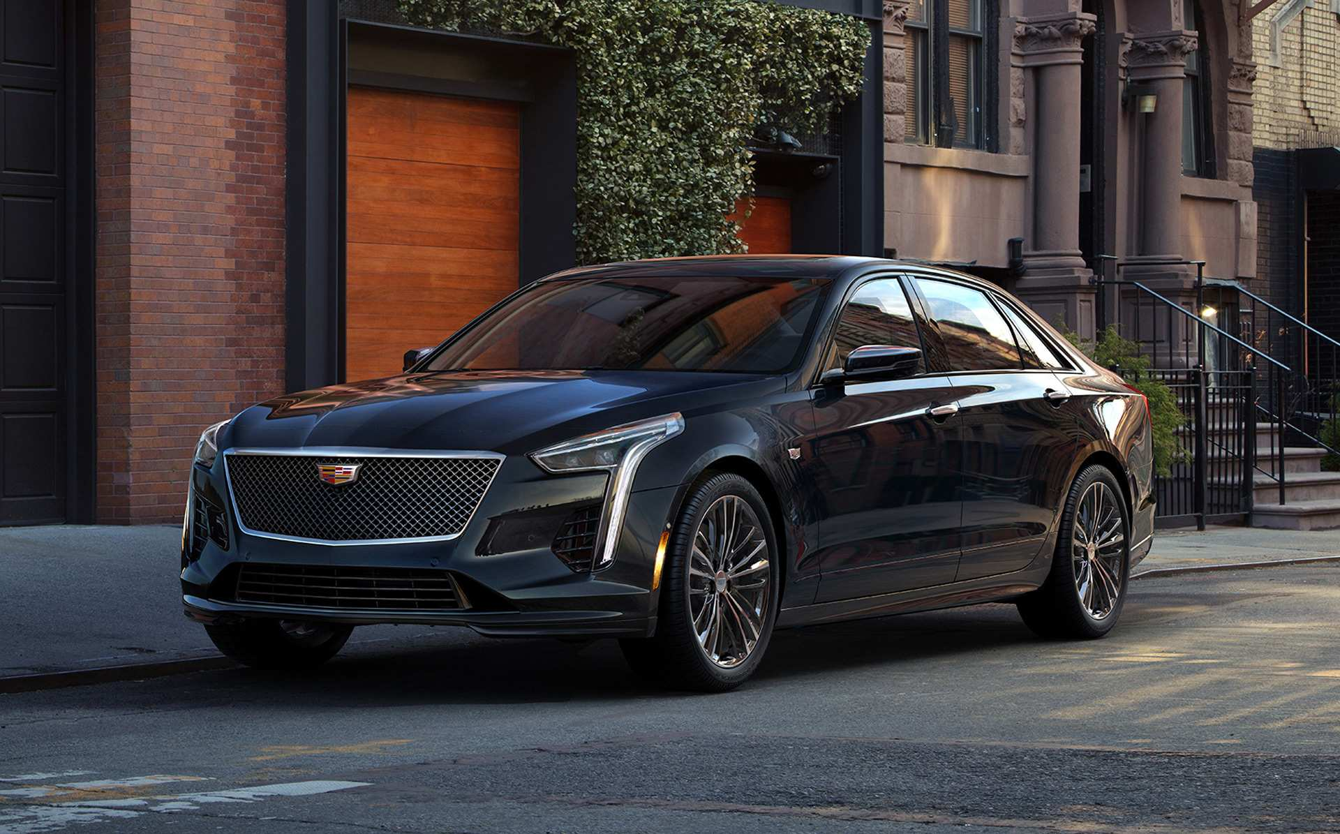 96 The 2020 Cadillac Cts V Horsepower Release