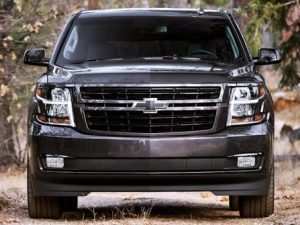 96 The 2020 Chevrolet Tahoe Redesign Price and Review