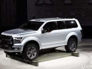 96 The 2020 Ford Bronco Auto Show Prices