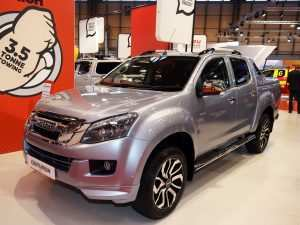 96 The 2020 Isuzu Kb Redesign
