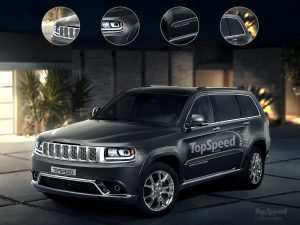 96 The 2020 Jeep Grand Wagoneer First Drive