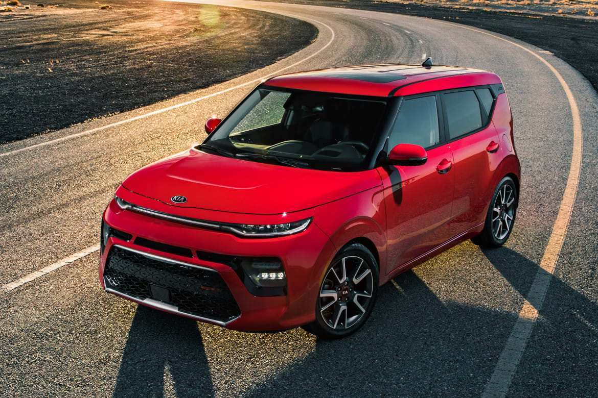 96 The 2020 Kia Soul Gt Specs Engine
